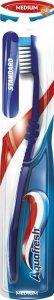 Aquafresh Szczoteczka Standard Medium - mix kolorów 1szt