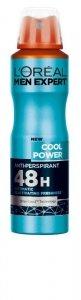 Loreal Men Expert Dezodorant spray Cool Power  150ml