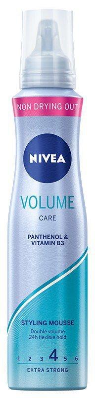 Nivea Hair Care Styling Pianka do włosów Volume Care 150ml