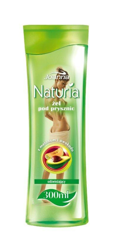 Joanna Naturia Żel pod prysznic Melon i awokado  300ml