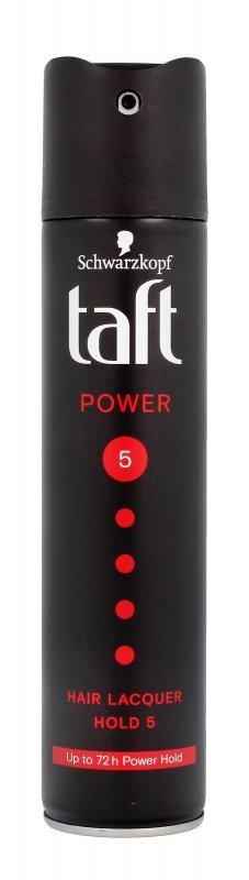 Schwarzkopf Taft Power Caffeine Lakier do włosów mega mocny 250ml