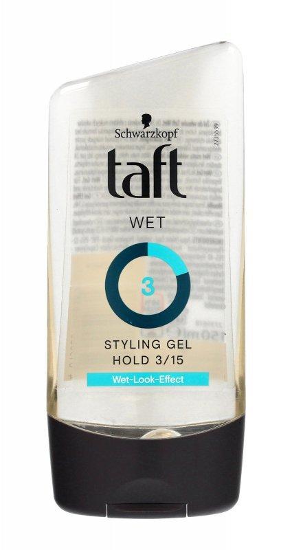 Schwarzkopf Taft Men Żel do włosów Wet 150ml