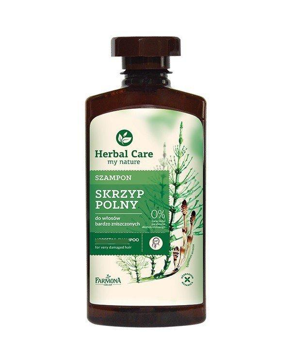 Farmona Herbal Care Szampon Skrzyp Polny  330ml