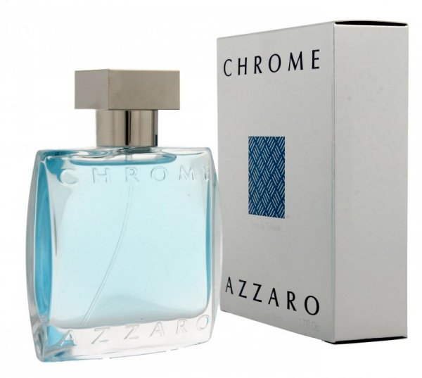 Azzaro Chrome Men Woda toaletowa  100ml