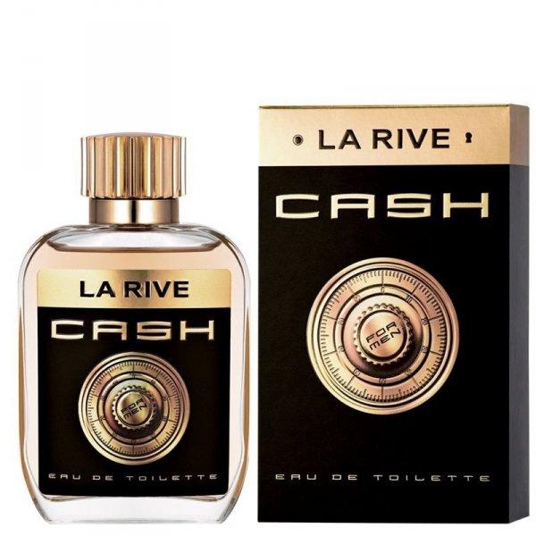 La Rive for Men CASH Woda toaletowa 100ml