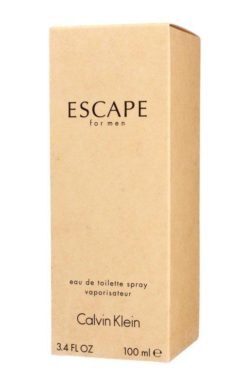 Calvin Klein Escape for Men Woda toaletowa  100ml