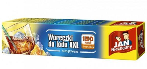 Sarantis Jan Niezbędny Woreczki do lodu 10szt