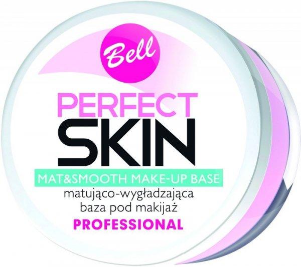 Bell Prefect Skin Professional Baza pod makijaż Mat & Smooth nr 10  12g