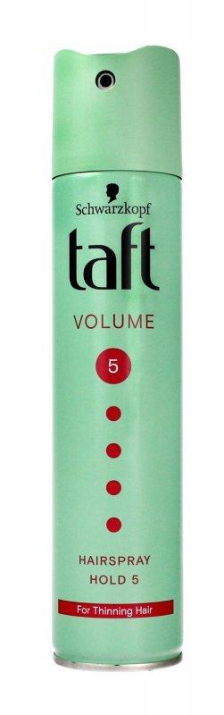 Schwarzkopf Taft Volume Collagen Lakier do włosów mega mocny 250ml