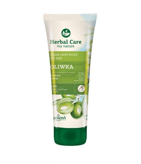 Farmona Herbal Care Oliwkowy krem odżywczy do rąk i paznokci 100ml