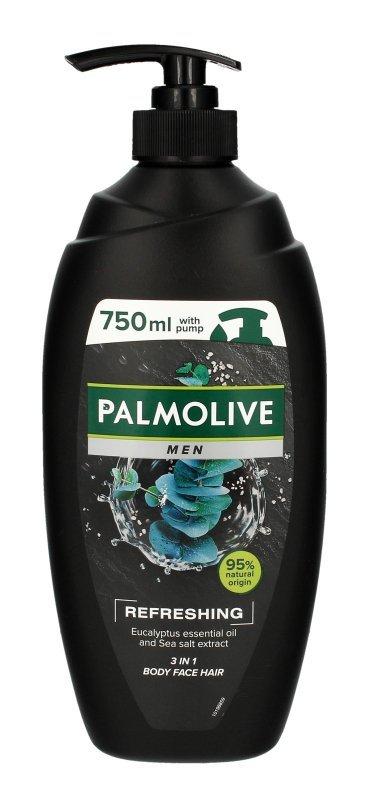 Palmolive Żel pod prysznic Men Refreshing 750ml