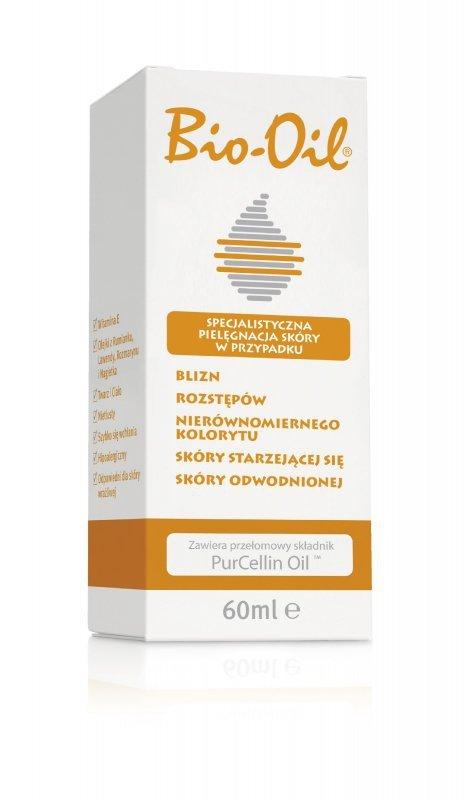 Bio-Oil Specjalistyczna pielęgnacja skóry Olejek na blizny 60ml
