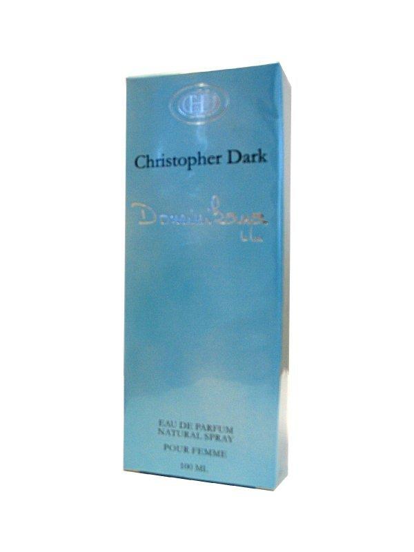 Christopher Dark Woman Dominikana Blue Woda Perfumowana  100ml