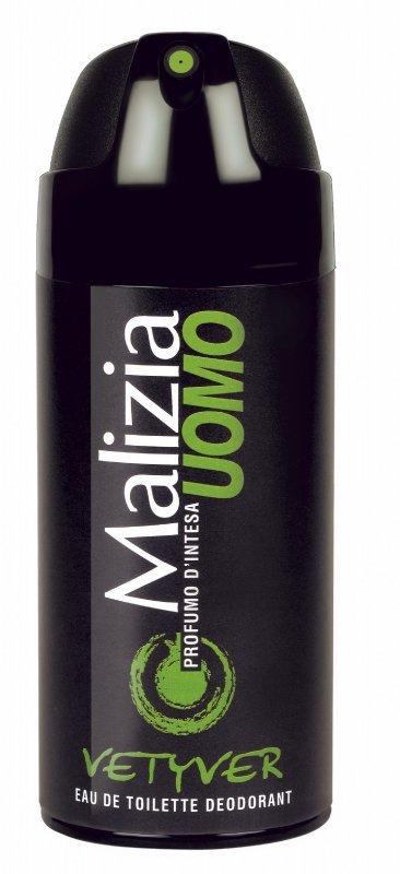 Malizia Uomo Vetyver Dezodorant spray 150ml