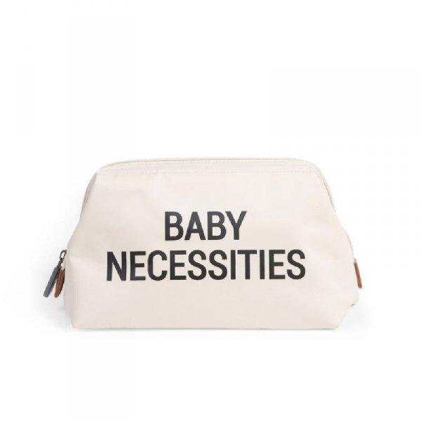 Childhome Kosmetyczka Baby Necessities Kremowa