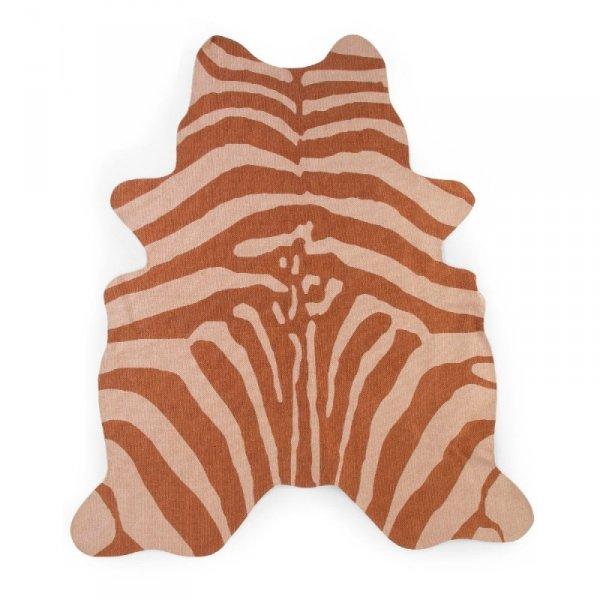 Childhome Dywan Zebra 145 x 160 cm Nude