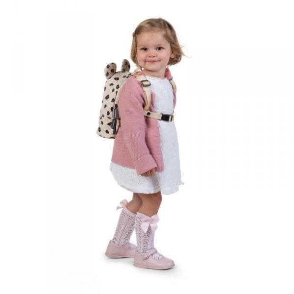 Childhome Plecak dziecięcy My First Bag Leopard
