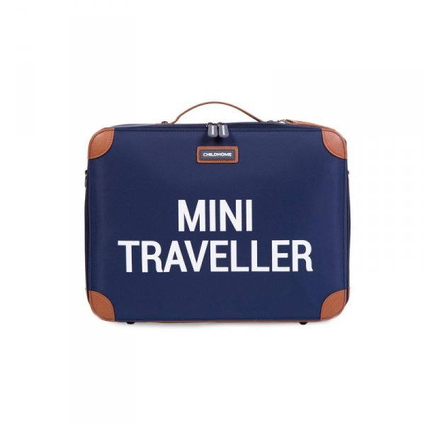 Childhome Walizka dziecięca Mini Traveller Granatowa