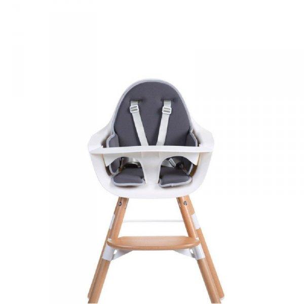 Childhome Ochraniacz neoprenowy do krzesełka Evolu 2 Dark Grey