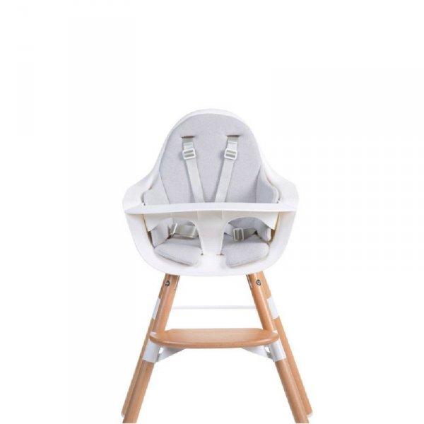 Childhome Ochraniacz Frotte do krzesełka Evolu 2 Mouse Grey