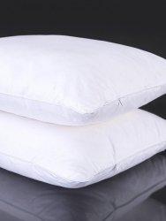 Poduszka jedwabna Malbery w bawełnianym poszyciu 50x70