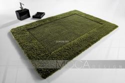 Dywanik łazienkowy MOCA Design oliwkowy 60x60, 60x100