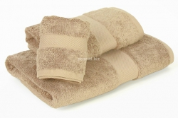 Ręcznik jednolity beżowy 700g -  50x100, 70x140