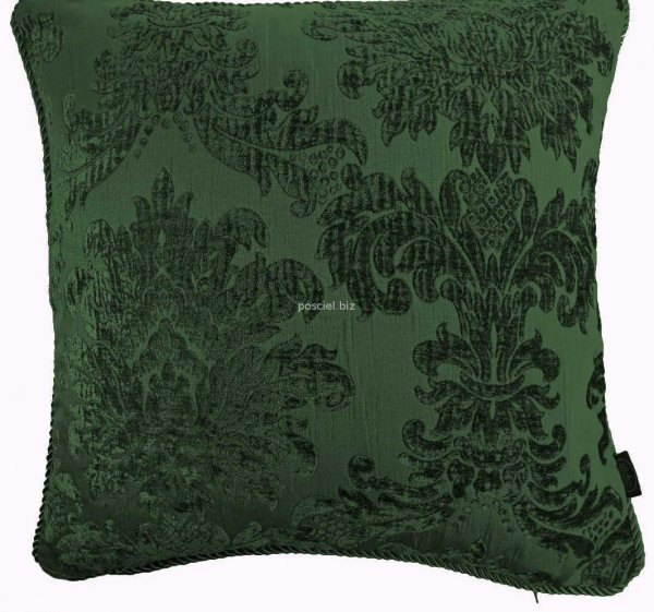 Zasłona żakardowa zieleń 135x270