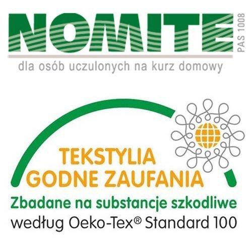 Kołdra 100%  puchowa Tree&Goose letnia 140x200
