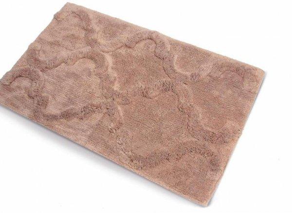 Dywanik łazienkowy Trefl brązowy 50x80, 70x120