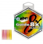 GUIDE 8X RAINBOW 250m 5-kolorowa 0.22 mm/19.50 kg