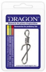 Agrafka DRAGON Quick Lock no.8 10 szt.