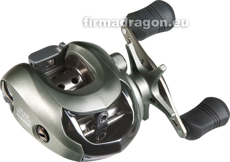 Multiplikator niskoprofilowy TEAM DRAGON Big Bait MF250i