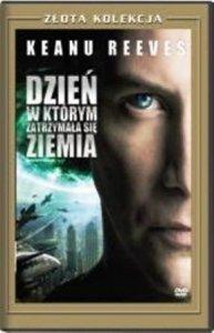 Dzień W Którym Zatrzymała Się Ziemia [DVD]