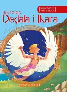 Historia dedala i ikara najpiękniejsze mity greckie