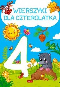 Wierszyki dla czterolatka