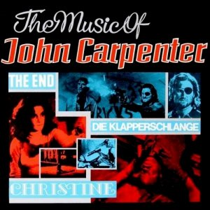 The Splash Band - The Music Of John Carpenter [LP]