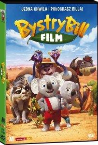 Bystry Bill [KS+DVD]