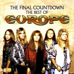 Europe - The Final Countdown The Best Of [2CD]