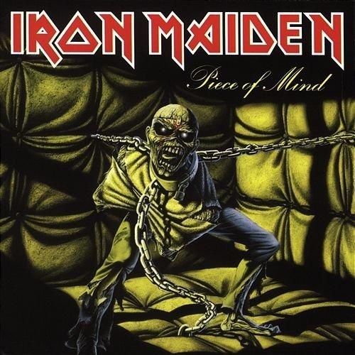 Iron Maiden - Piece Of Mind [CD], Okładka
