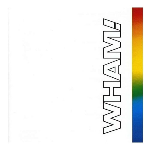 Wham - The Final [CD+DVD], Okładka