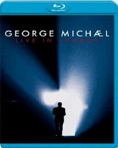 George Michael - Live In London [Blu-ray] , Koncert, Okładka