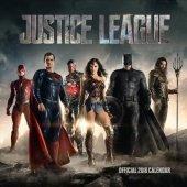 Liga Sprawiedliwości Justice League - Oficjalny Kalendarz 2018
