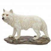 Biały Wilk Strażnik Północy - figurka nr 1