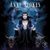 Anne Stokes, General Art - Oficjalny Kalendarz 2022