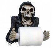 Szkielet z uchwytem na papier toaletowy