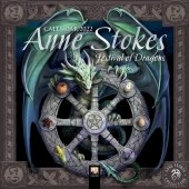 Festiwal Smoków Anne Stokes Festival of Dragons - mini kalendarz 2022
