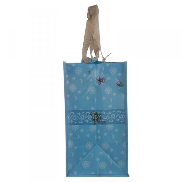 torebka zakupowa, prezentowa z Jednorożcami projekt: Lisa Parker