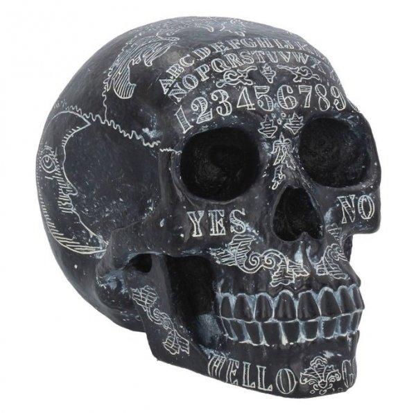 Dark Spirits - czarna czaszka - tabliczka ouija do rozmowy z duchami