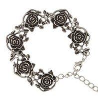 Różany Ogród - bransoletka z różami
